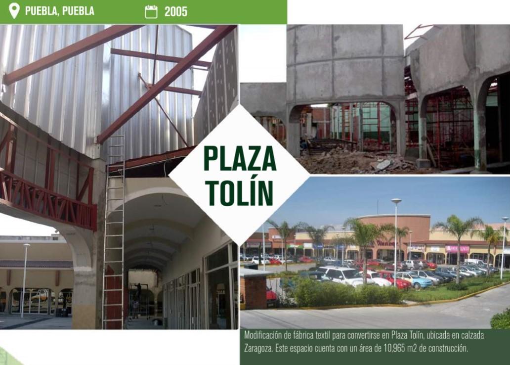 CONSTRUCCION PUEBLA